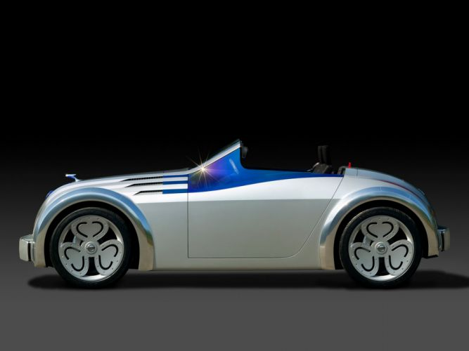 2003 Nissan Jikoo Concept t wallpaper