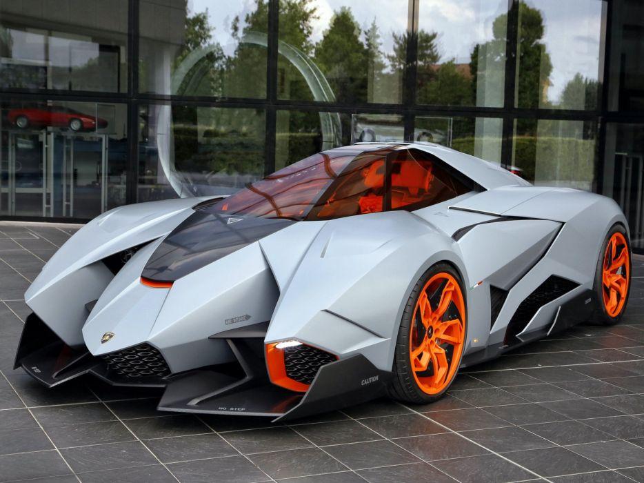 2013 Lamborghini Egoista Concept supercar     g wallpaper