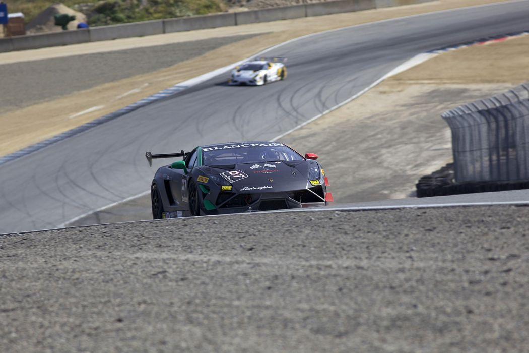 Race Car Supercar Racing Italy 2013 Lamborghini Gallardo LP570-4 Super Trofeo 4000x2667 wallpaper