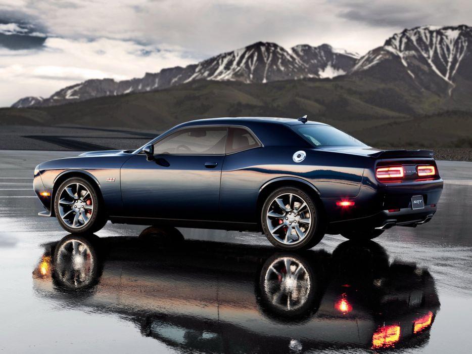 2015 Dodge Challenger SRT (L-C) muscle e wallpaper