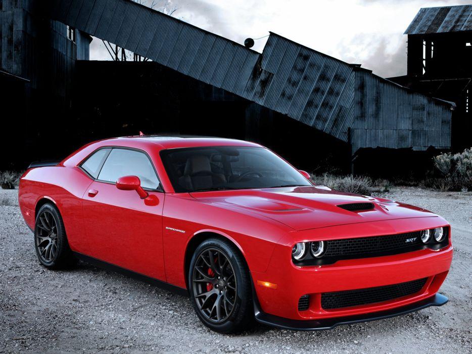 2015 Dodge Challenger SRT Supercharged (L-C) muscle r wallpaper