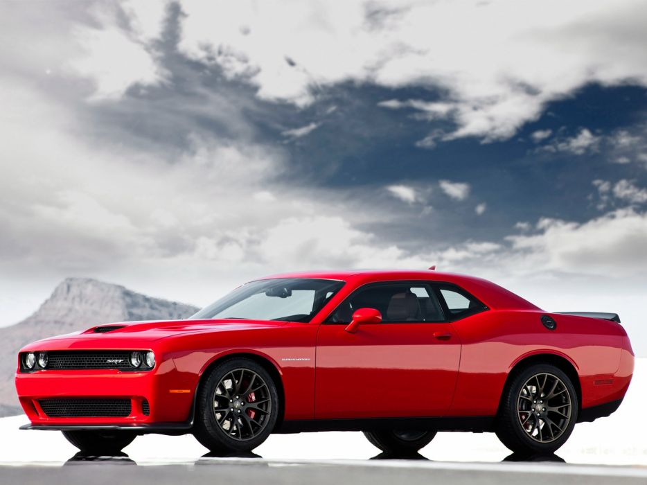 2015 Dodge Challenger SRT Supercharged (L-C) muscle    g wallpaper