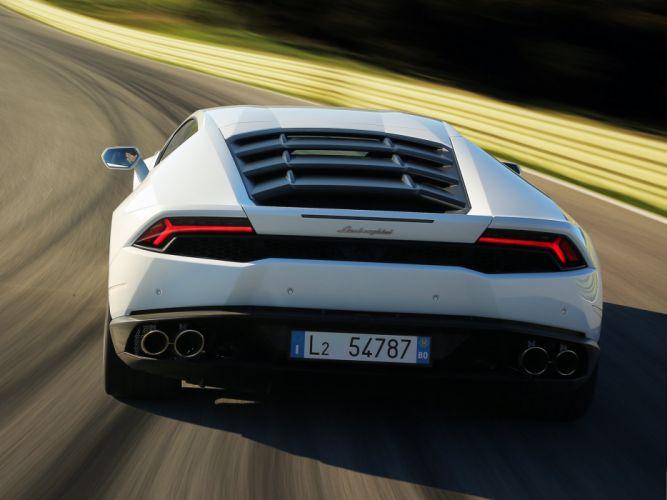 2015 Lamborghini Huracan LP 610-4 supercar n wallpaper