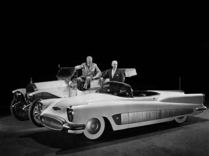 Buick retro concept luxury wallpaper