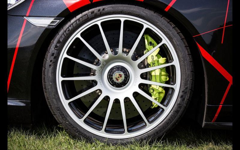 2014 Edo Competition Porsche 991 Turbo-S Car Race Germany Racing Wheel 4000x2500 wallpaper