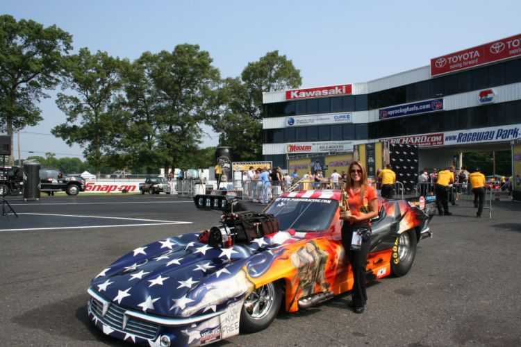 drag racing race hot rod rods chevrolet corvette funnycar f wallpaper