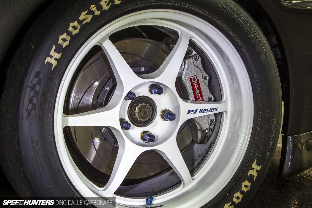 Endless R32-GTR Car Nissan Skyline Tunning Godzilla Wheel 4000x2667 wallpaper