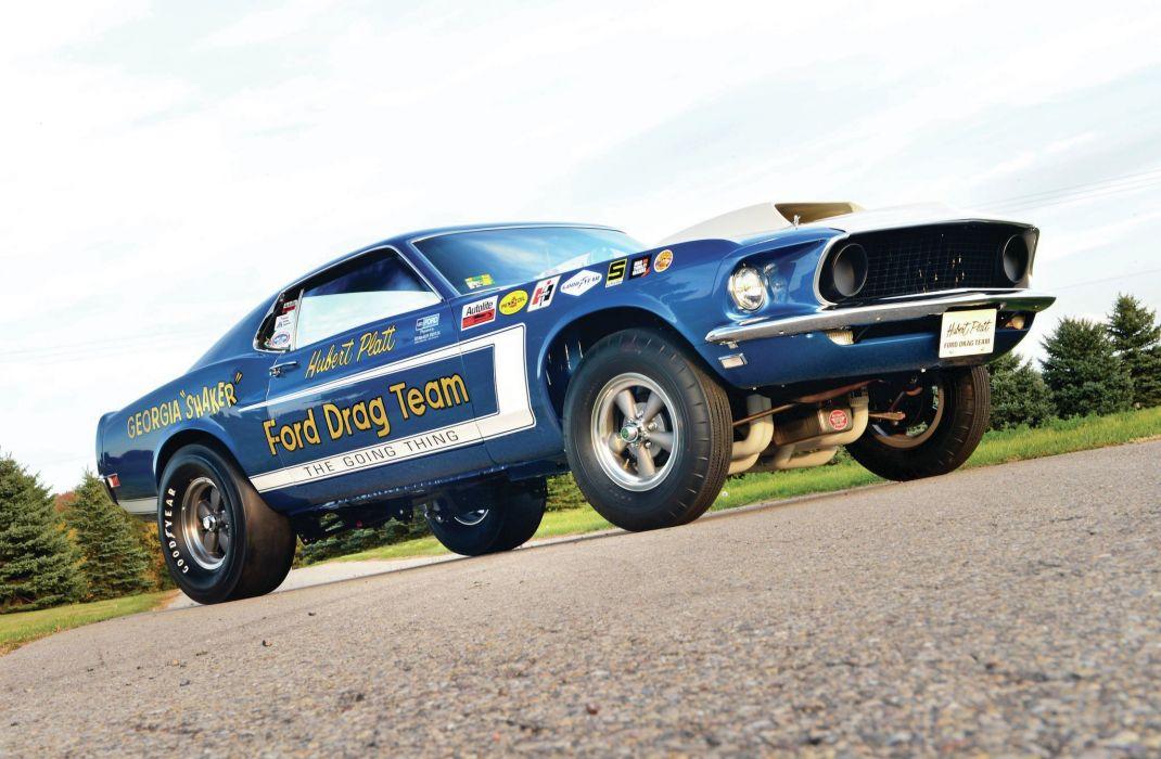drag racing race hot rod rods ford mustang   fsd wallpaper