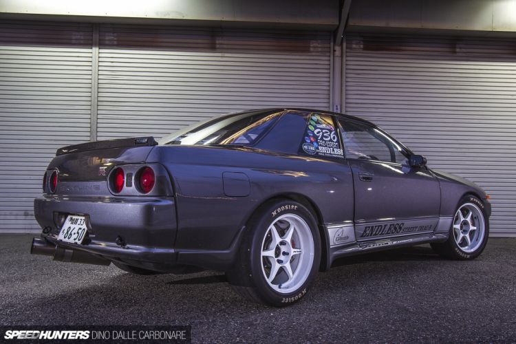 Endless R32-GTR Car Nissan Skyline Tunning Godzilla 4000x2667 wallpaper