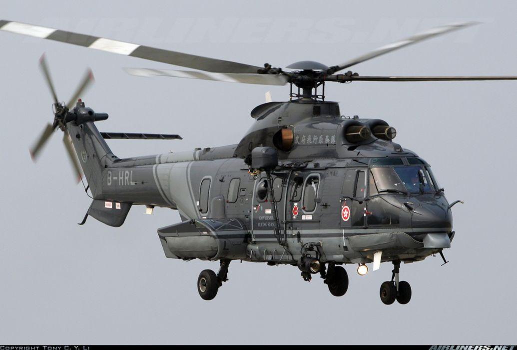 Eurocopter AS 332L2 Super Puma MK2 4000x2707 wallpaper