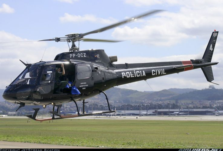 Eurocopter AS 350BA Ecureuil 2 4000x2715 wallpaper