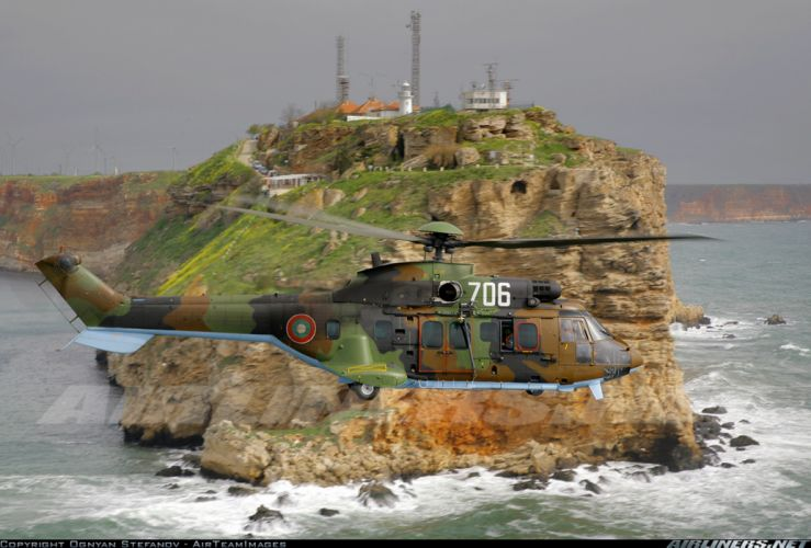 Eurocopter AS 532AL Cougar 4000x2708 wallpaper
