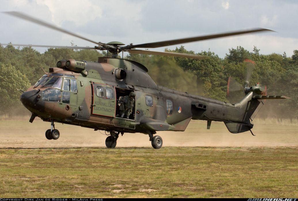Eurocopter AS 532U2 Cougar MK2 (2) 4000x2707 wallpaper