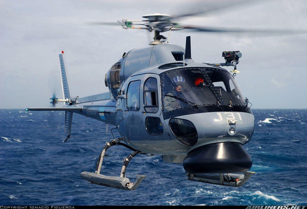 Eurocopter AS 555SN Fennec 4000x2723 wallpaper