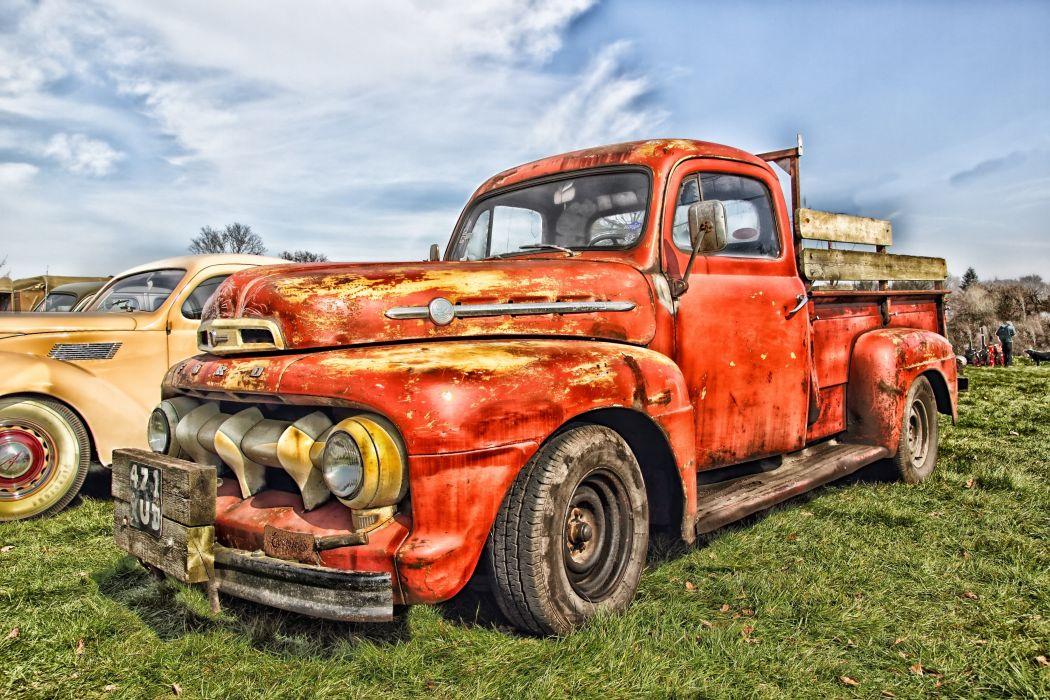 rusty old truck wallpaper 5184x3456 355575 wallpaperup. Black Bedroom Furniture Sets. Home Design Ideas