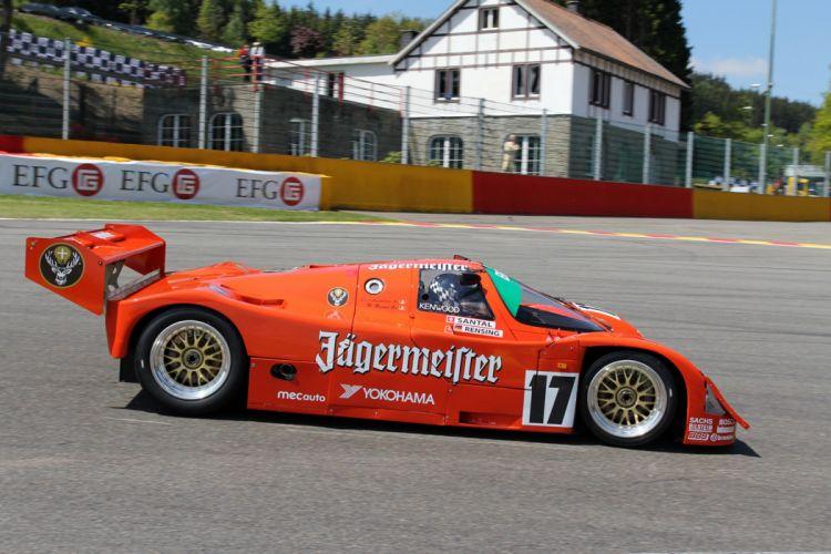 Race Car Racing Supercar Le-Mans Germany 1990 Porsche 962C 9 4000x2667 wallpaper