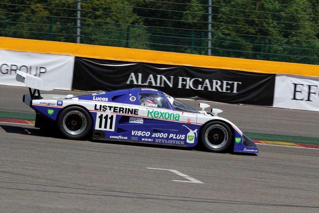 Race Car Racing Supercar Le-Mans 1988 Spice SE88 7 4000x2667 wallpaper
