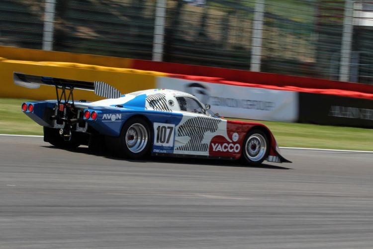 Race Car Racing Supercar Le-Mans 1988 Spice SE88C 2 4000x2667 wallpaper