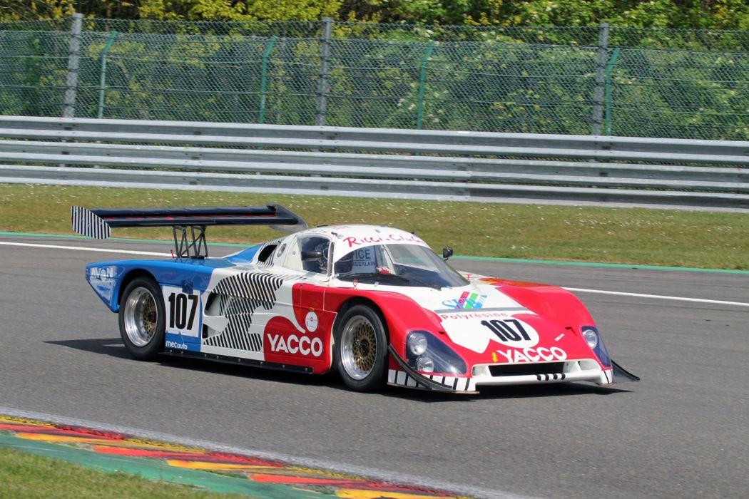 Race Car Racing Supercar Le-Mans 1988 Spice SE88C 3 4000x2667 wallpaper