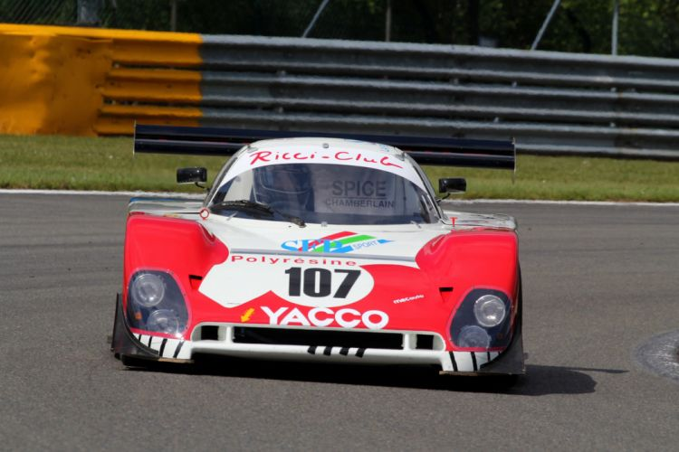 Race Car Racing Supercar Le-Mans 1988 Spice SE88C 4000x2667 wallpaper