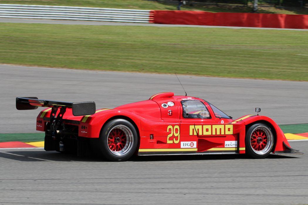 Race Car Racing Supercar Le-Mans 1991 Gebhardt C91 3 4000x2667 wallpaper