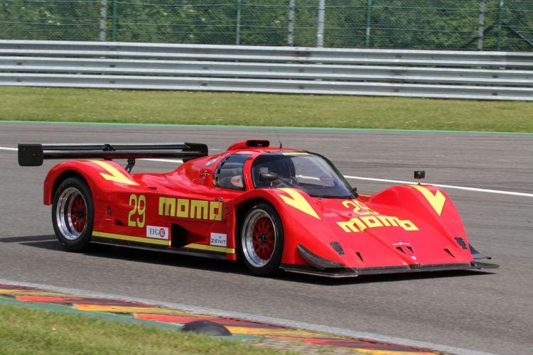 Race Car Racing Supercar Le-Mans 1991 Gebhardt C91 4 4000x2667 wallpaper