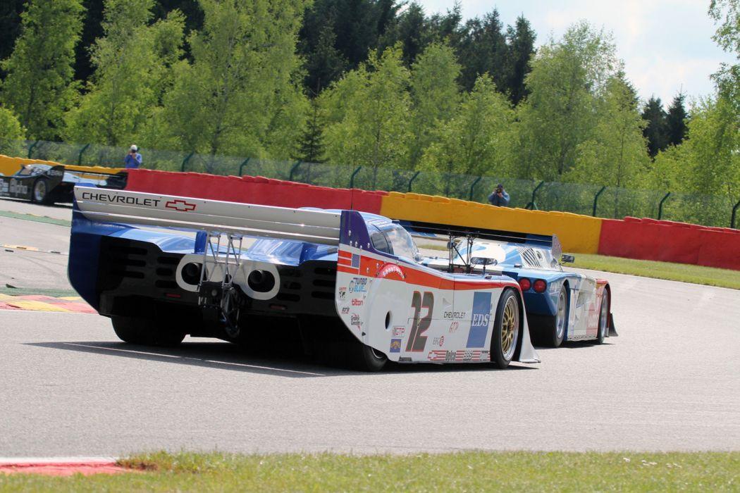 Race Car Racing Supercar Le-Mans 1991 Intrepid RM1 3 4000x2667 wallpaper