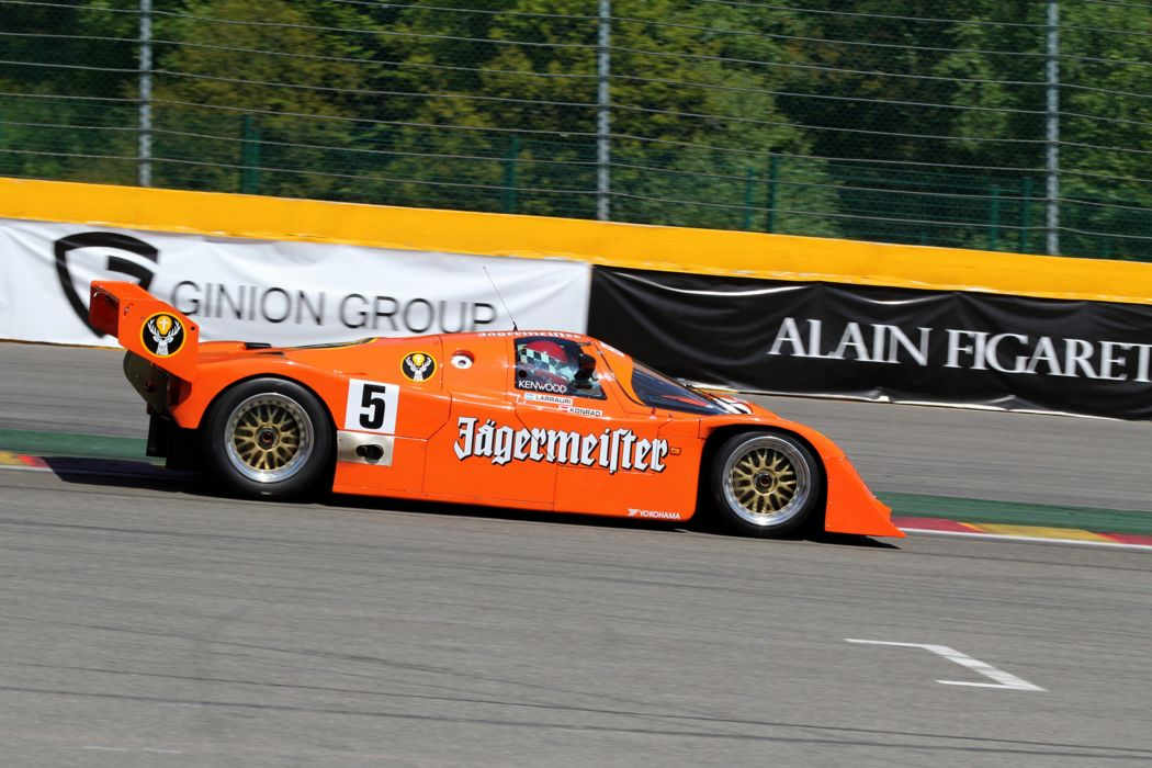 Race Car Racing Supercar Le-Mans Germany 1988 Porsche 962 3 4000x2667 wallpaper