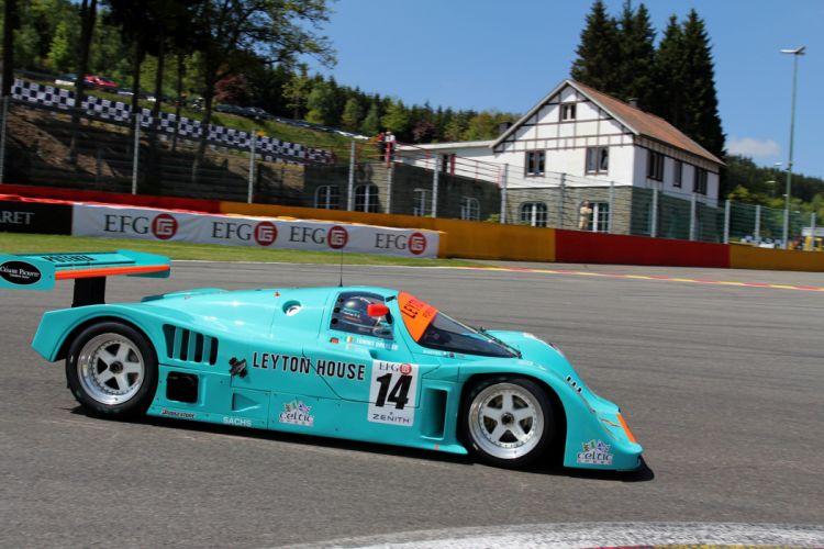 Race Car Racing Supercar Le-Mans Germany 1988 Porsche 962 Leyton House 2 4000x2667 wallpaper