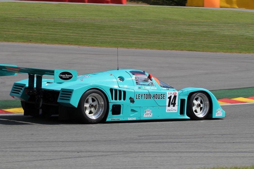 Race Car Racing Supercar Le-Mans Germany 1988 Porsche 962 Leyton House 4 4000x2667 wallpaper