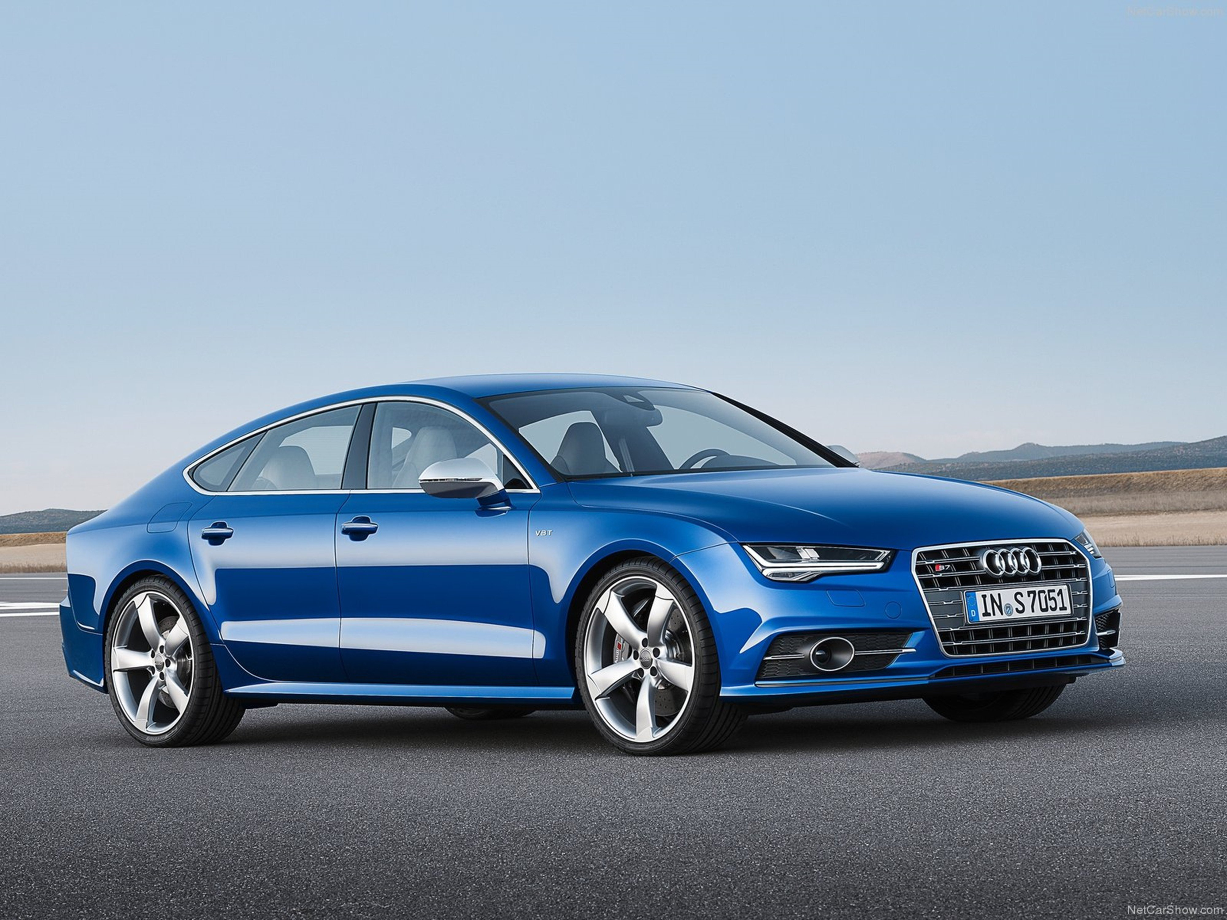 audi s7 sportback 2015 car germany supercar blue wallpaper 4000x3000 wallpaper 4000x3000. Black Bedroom Furniture Sets. Home Design Ideas