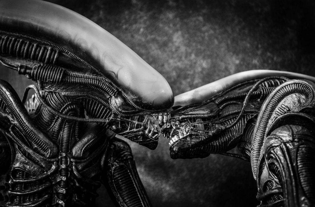 Alien Two Movies Fantasy sci-fi monster     h wallpaper