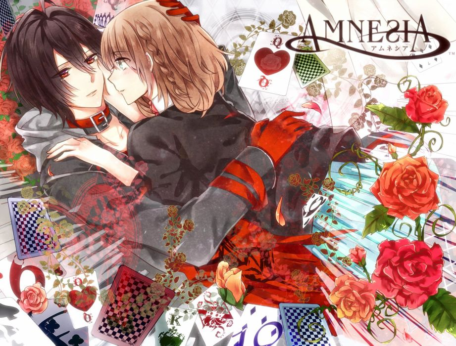 AMNESIA     g wallpaper