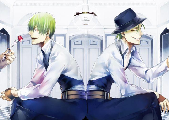 BlazBlue Hazama h wallpaper