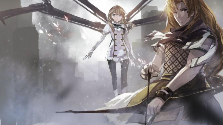 Fate Apocrypha g wallpaper