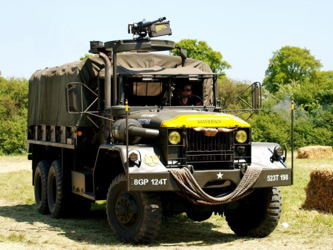 m939 5 ton military semi tractor h wallpaper