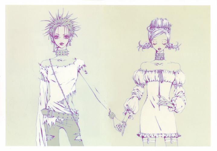 NANA (Series) original f wallpaper