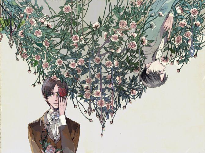 Shingeki no Kyojin d wallpaper
