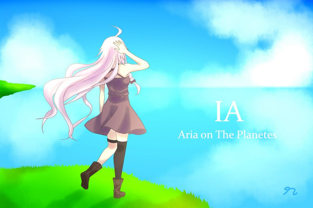 Vocaloid     f wallpaper