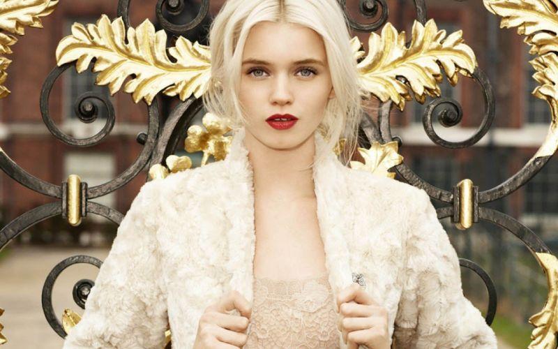ABBEY LEE KERSHAW fashion model babe (1) wallpaper