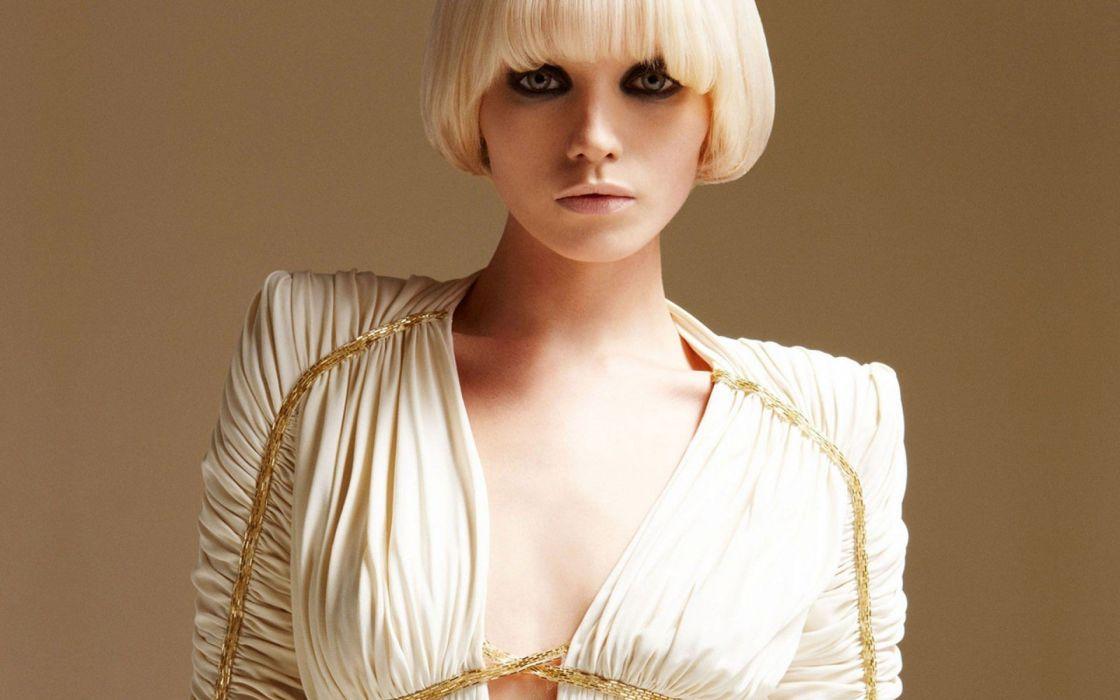 ABBEY LEE KERSHAW fashion model babe (3) wallpaper