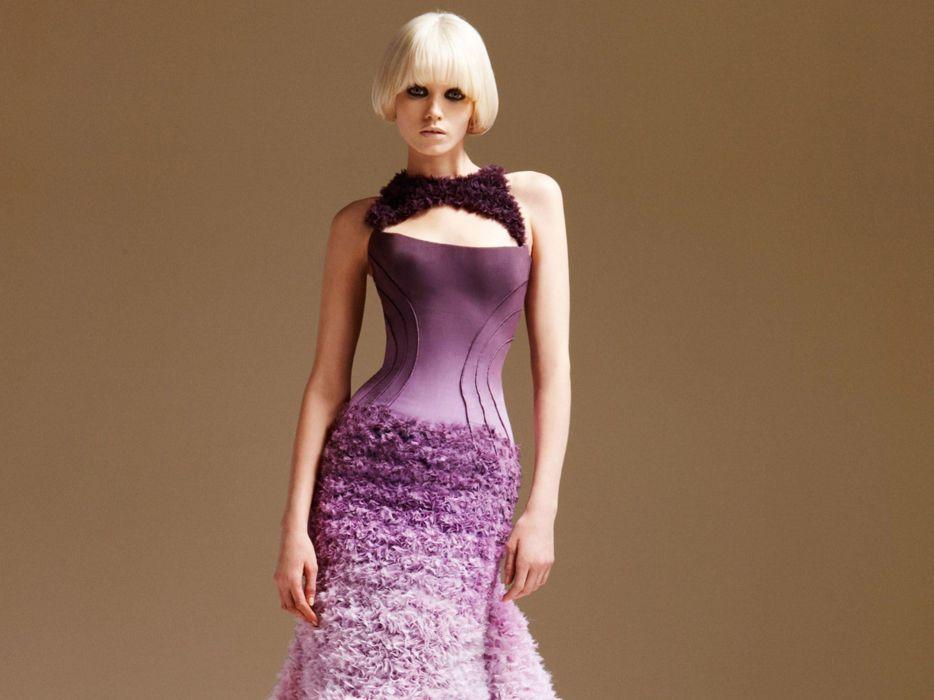 ABBEY LEE KERSHAW fashion model babe (25) wallpaper