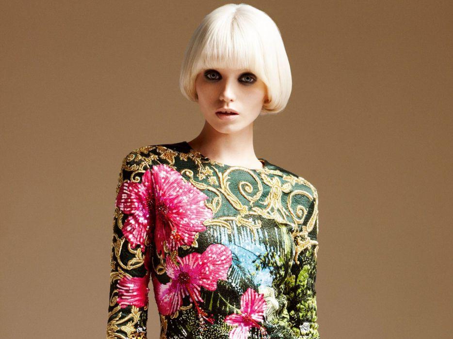 ABBEY LEE KERSHAW fashion model babe (26) wallpaper