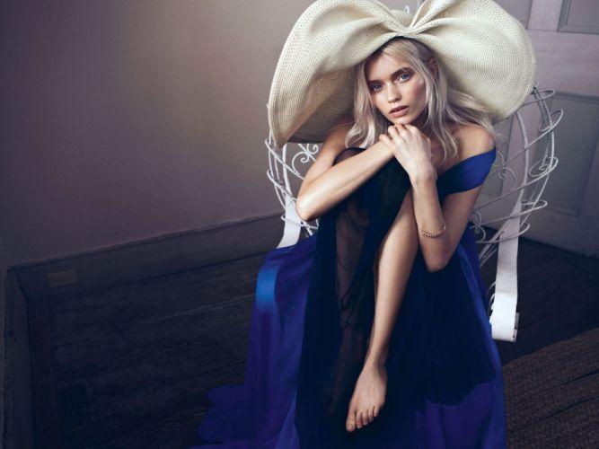 ABBEY LEE KERSHAW fashion model babe (48) wallpaper