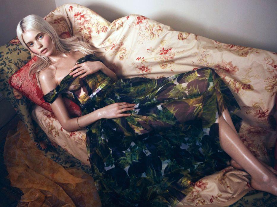 ABBEY LEE KERSHAW fashion model babe (49) wallpaper