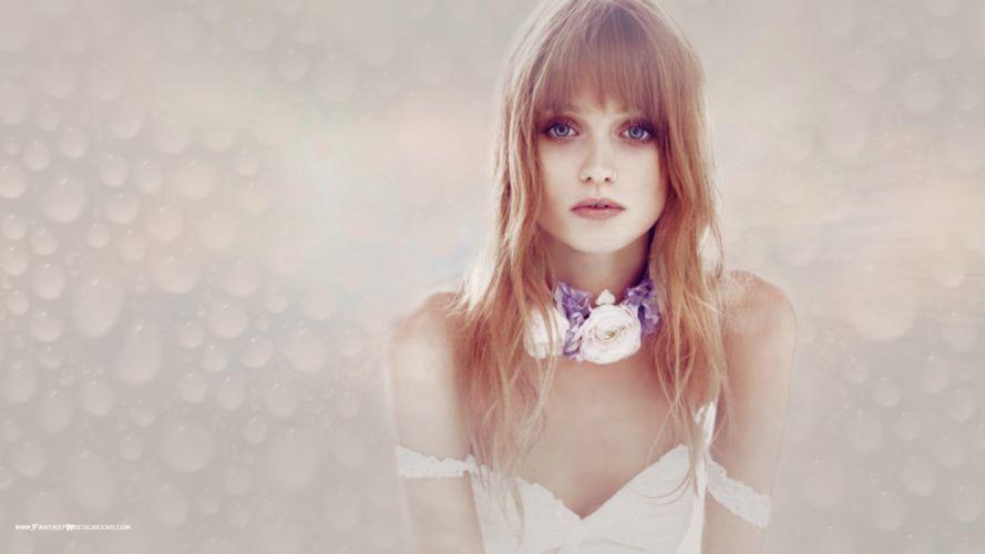 ABBEY LEE KERSHAW fashion model babe (69) wallpaper