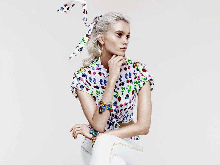 ABBEY LEE KERSHAW fashion model babe (78) wallpaper
