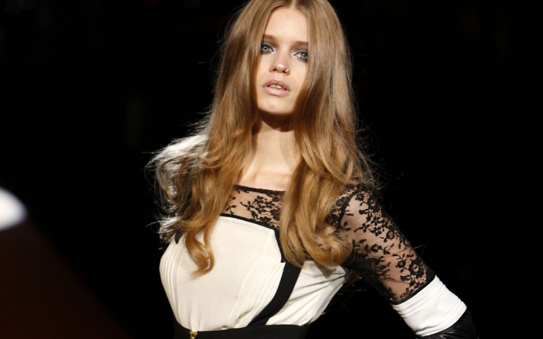 ABBEY LEE KERSHAW fashion model babe (81) wallpaper