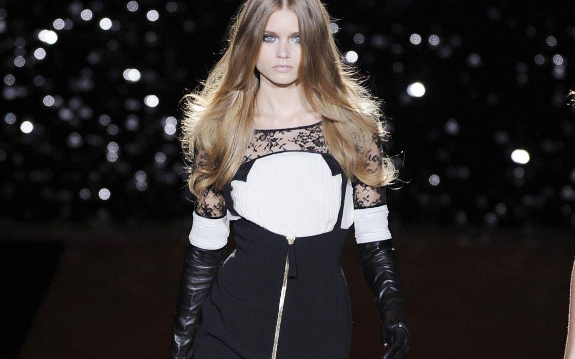 ABBEY LEE KERSHAW fashion model babe (82) wallpaper