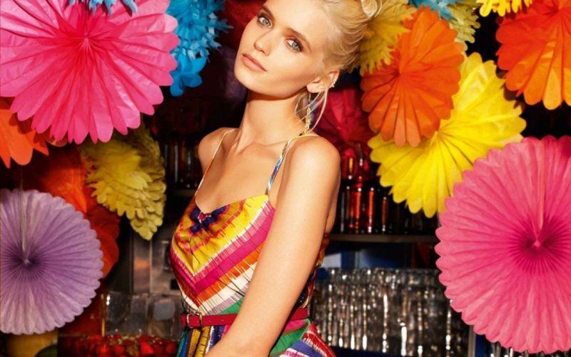 ABBEY LEE KERSHAW fashion model babe (85) wallpaper